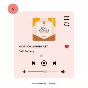 salon podcasts